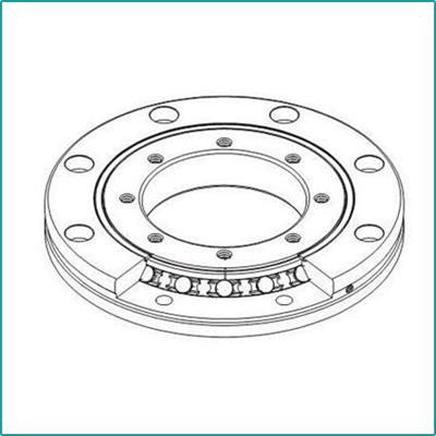 HRU Series Cross Cylindrical Roller Bearing