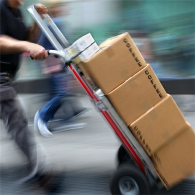 International Courier Delivery Cost