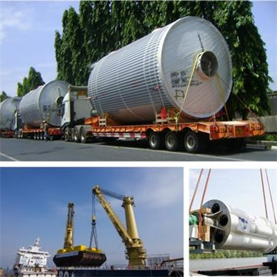 Breakbulk Project And Dg Shipping