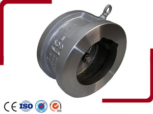 Wafer Type Single Plate Swing Check Valve