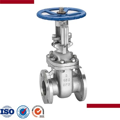 Carbon Steel Bolted Bonnet Flanged Gate Valve