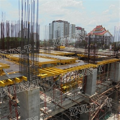 Timber Beam System Slab Formwork