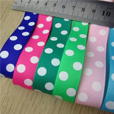 Polyester Grosgrain Ribbon Petersham Ribbons Wholesale Wide Range Colors And Sizes