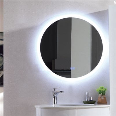 Smart LED Bathroom Mirror With Bluetooth