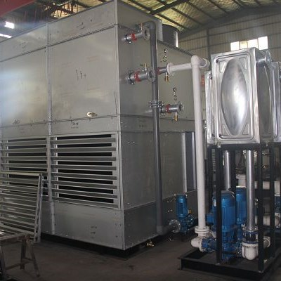 Closed Cross-flow Cooling Tower