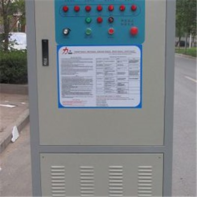 Promotional Medium Frequency Induction Heat Treatment Machine