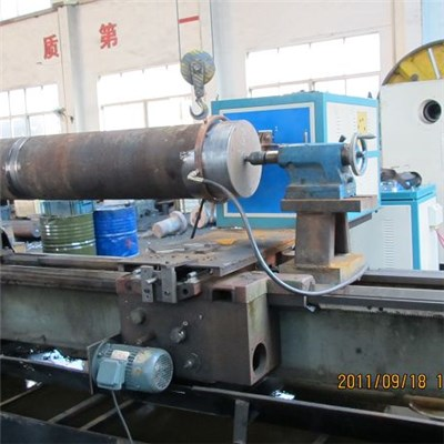 A Set Of Steel Billet Continuous Casting And Rolling Heating Equipment