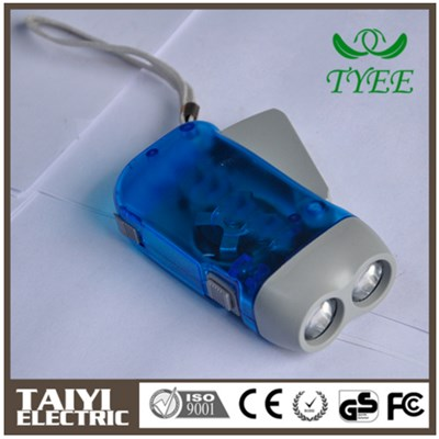 TYEE Cool White Portable Outdoor Cree Led Blue Handy ABS Spotlight
