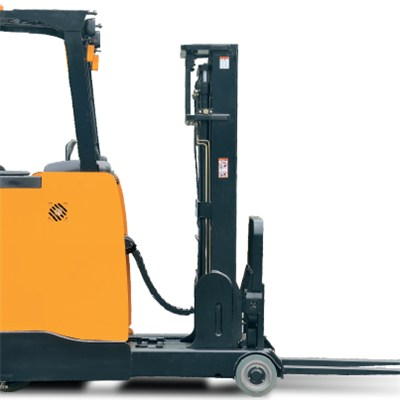 Stand Up Reach Trucks