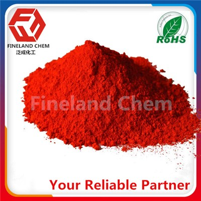 High Heat Resistance Reddish And Greenish Organic Pigment Yellow 191 For Plastic CAS 129423-54-7