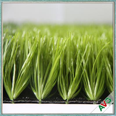Waterproof Natural Looking Artificial Grass Football Pitches Fake Grass Carpet