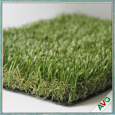 Landscape Artificial Grass For Garden Roof Terrace Or Commercial Turf Environment With 4 Colors