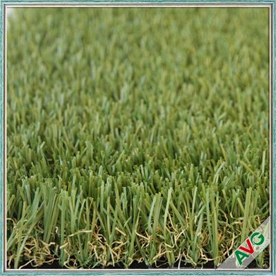 Olive Green Non Toxic Durable Landscaping Grass For Commercial Area