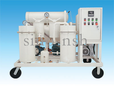 Turbine oil treatment oil recycling oil purifier oil reclamation plant