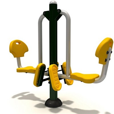 Double Seated Chest Press Exercise Equipment Reviews Machine Workout