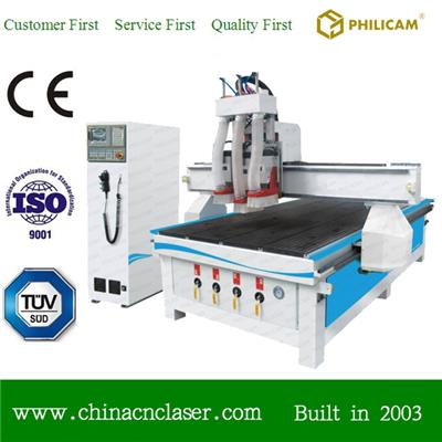 Kitchen Cabinet Door Making Cnc Router With Auto Nesting Software