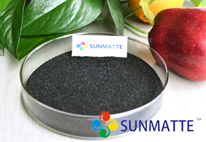 100% Water Soluble Potassium Humate shiny flakes for Plants Humic Acid Fertilizer