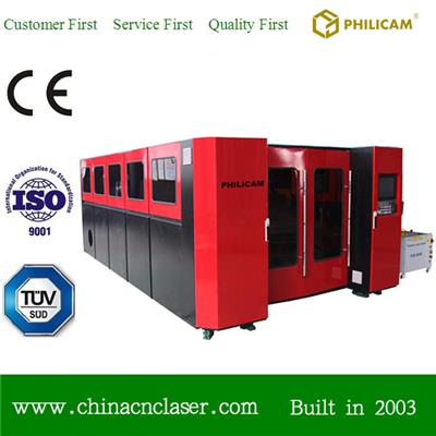Carbon Steel Sheet Cnc Fiber Laser Cutting Machine