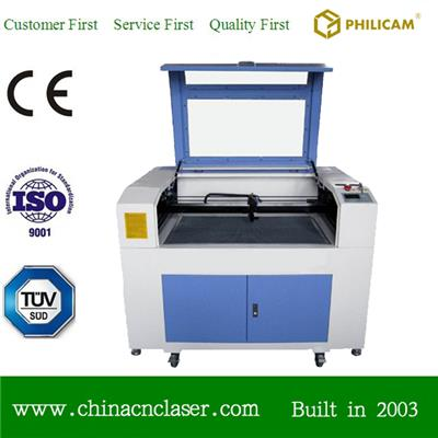 Co2 Laser Cutting Machine 6090 For Non-metal Cutter Materials