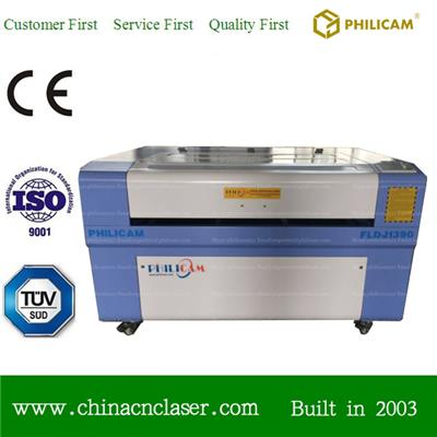 CNC Laser 1390 CO2 Laser Engraving Cutting Machine For Plastic Acrylic Cut And Engrave