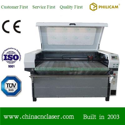 Co2 Laser Cutting Machine 1610 Auto Feeding Laser Cutting Machine