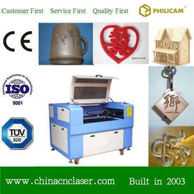Mini 6090 Cnc Laser Engraving Machine 80W