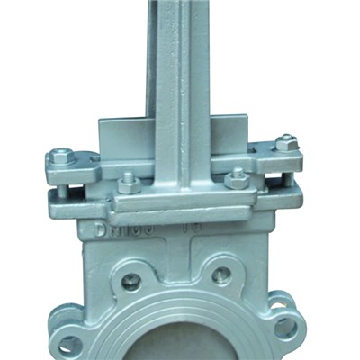 Non-rising Knife Gate Valve