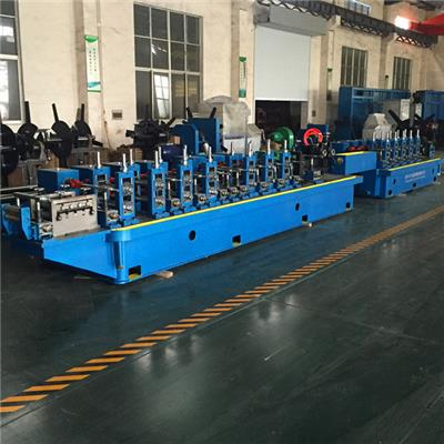 Welded Metal Tube Making Machine Pipe Forming Mill
