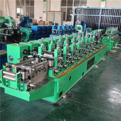 ERW Steel Pipe Making Machine Tube Mill Line