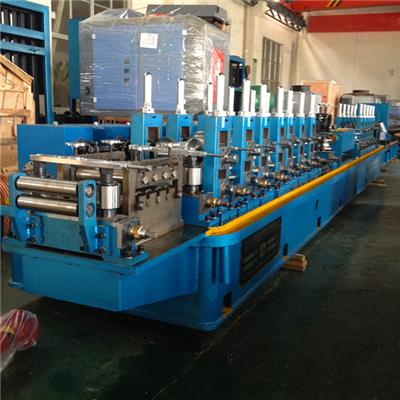 Guardrail Tube Making Machine Pipe Mill Line