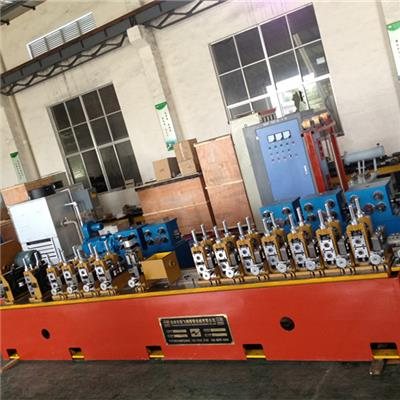 Aluminum Auto Radiator Tube Mill Making Machine