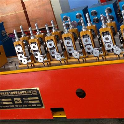 Aluminum Spacer Tube Mill Machine For Window Glass