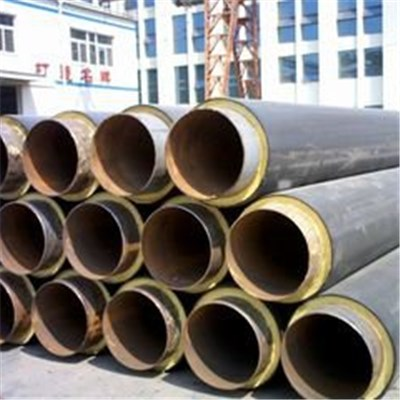 High Quality Polyurethane Thermal Insulation Pipe