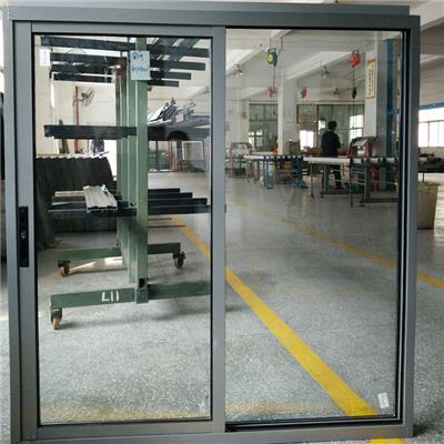 Energy Efficient Anodized Aluminium Sliding Window