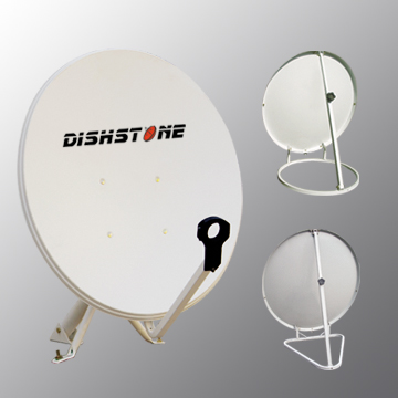 Satellite dish antenna ku0..6