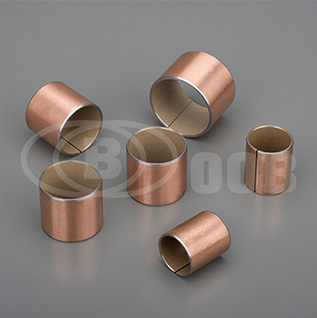 OOB-12 Steel + Bronze Powder + PTEE/filler Metal Slide Bearings