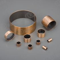 OOB-11 Bronze + Bronze Powder + PTEE/filler Metal Slide Bearings