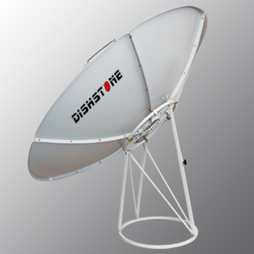 Satellite dish antenna c band 1.8m