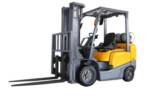 6000lbs Cushion Tyre Forklifts