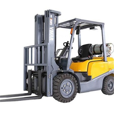 4ton LPG Forklifts