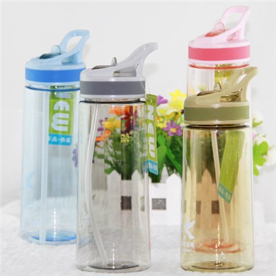 Hot Selling 600ml Plastic PC Water Bottle Made In China