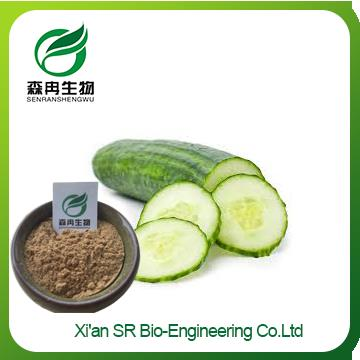 Organic Cucumber Extract,100% Natural Cucumber Powder,Wholesale  Cucumber Extract Powder