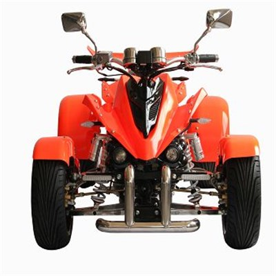 Zongshen 350cc EEC For EU Market Street Legal Racing ATV For Adults