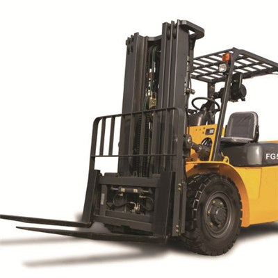 5ton LPG Forklifts