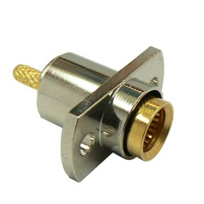 BMA Connector For Flexible Cable