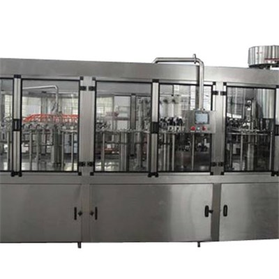 Complete Pure/Mineral Water Bottling Plant
