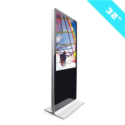 32-82touch Screen Kiosk,custom Lcd And Touch Screen Advertising Player