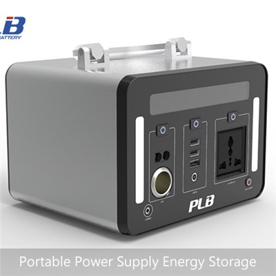 400Wh Portable Power Supply Energy Storage Car Starter Battery Pack