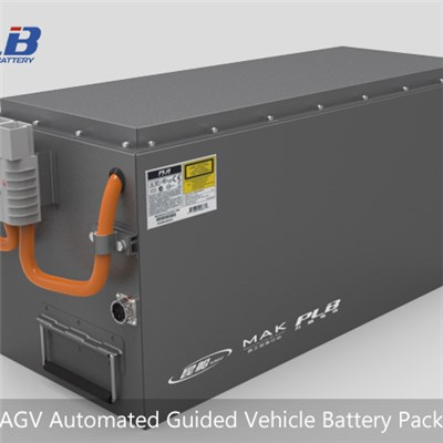 AGV Automated Guided Vehicle Battery Pack