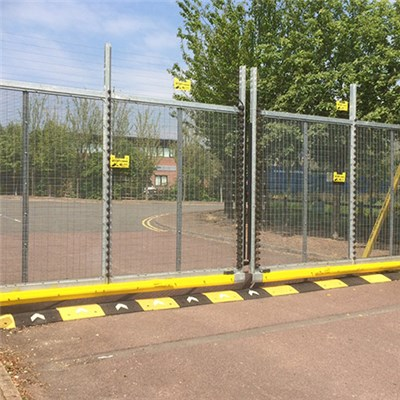 Double Direction Sliding Gate